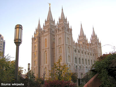 Salt Lake City Temple Square