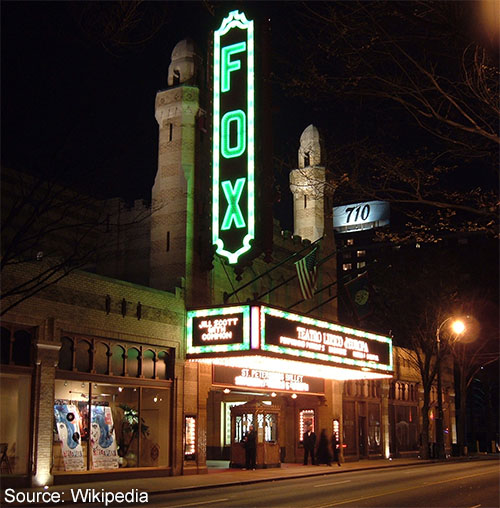 Fox Theatre Atlanta, GA
