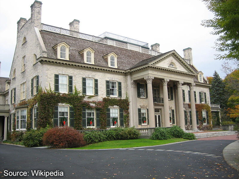 George Eastman House Exterior Rochester NY
