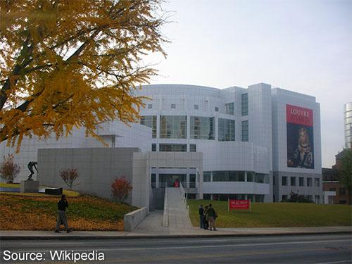 High Museum of Art Atlanta, GA