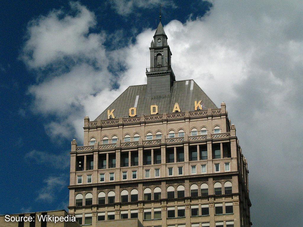 Kodak Headquarters Rochester NY
