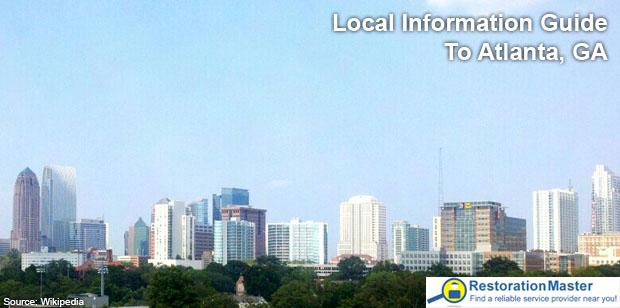 Local Information Guide To Atlanta GA