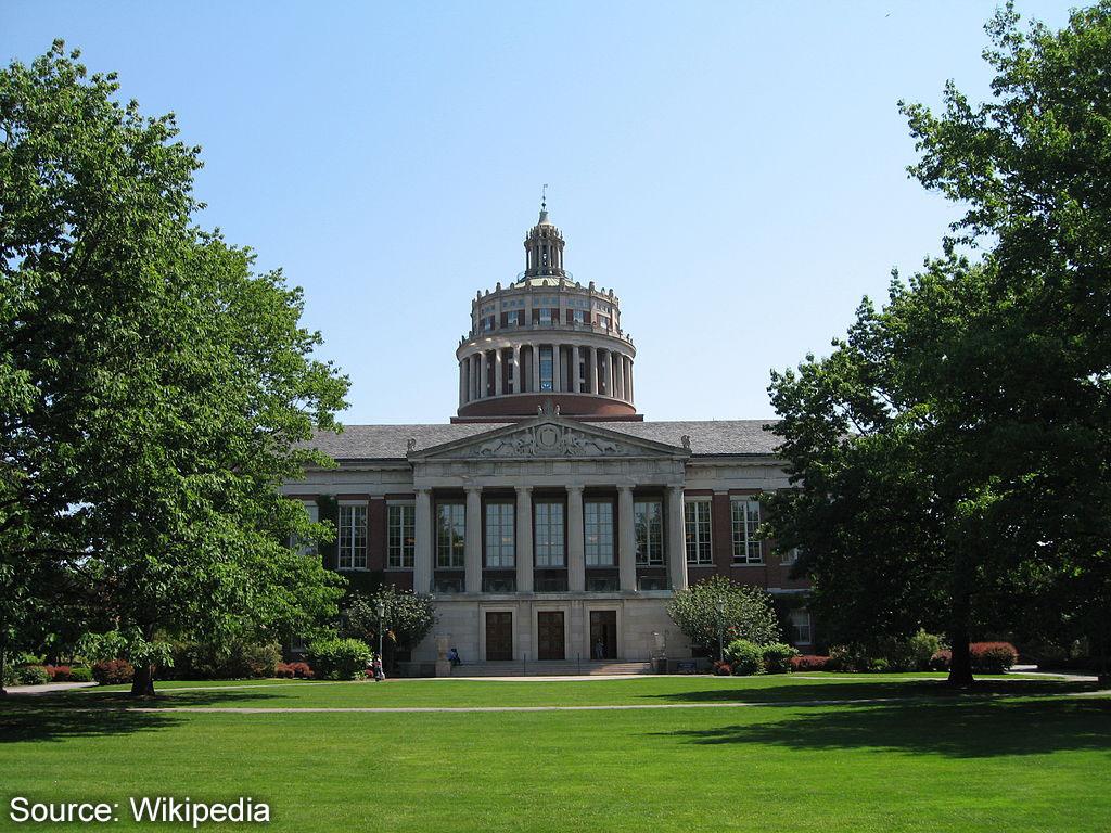 The university of Rochester NY