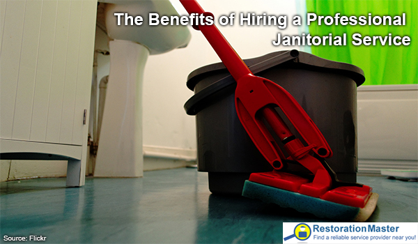 Why do you need to hire a professional janitorial service?