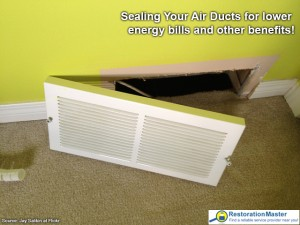 Sealing Air Ducts