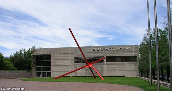 Museum of Art in Dallas, TX