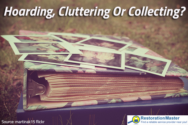Collecting memories or cluttering our homes?