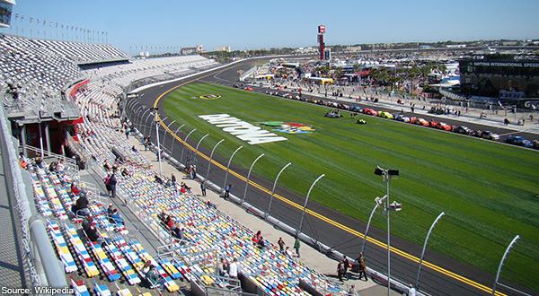 Daytona Beach International Speedway