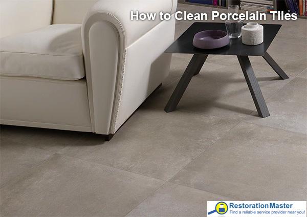 How To Make Your Porcelain Tiles Shine Like New
