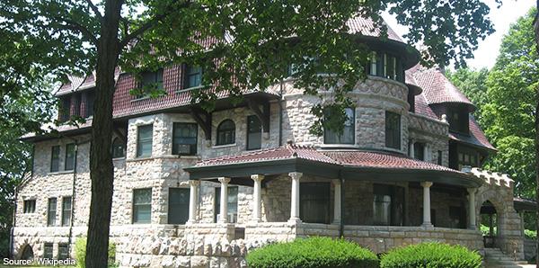 Joseph D Oliver House