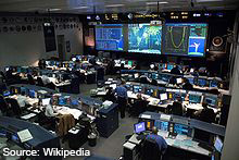 MIssion Control Center Houston TX