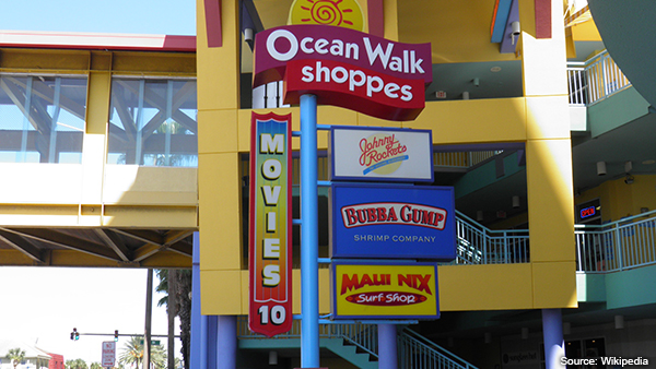Daytona Beach Ocean Walk Pes The Best Beaches In World