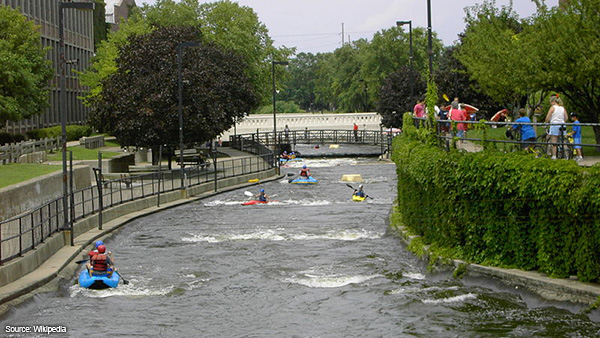 South Bend East Race