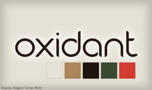 Hydroxyl is the second most powerful oxidant in the world.