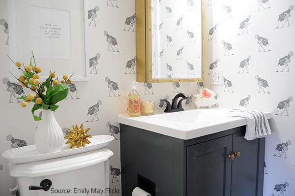 Enjoy a bathroom in a perfect condition.