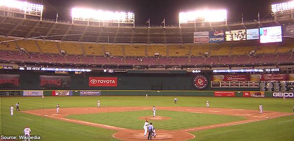 RFK Stadium baseball