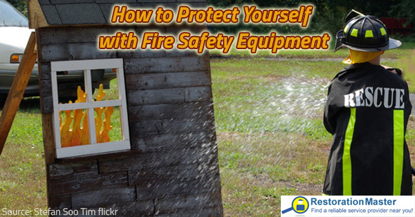 Learn how to use fire protection equipment.