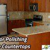 Restore the splendor of your marble countertops.