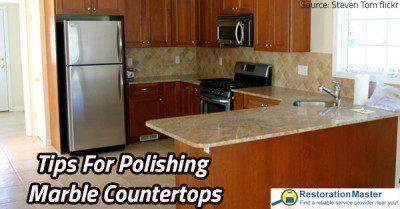 Tips For Polishing Marble Countertops