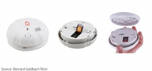 Smoke detectors with SMS capability are an efficient fire protection innovation.