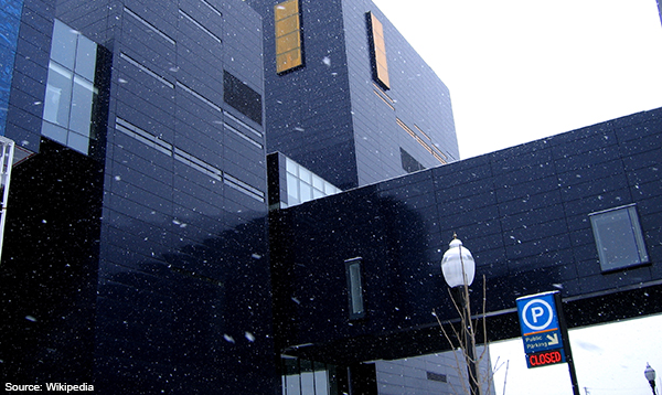 Guthrie Theater in MInneapolis MN
