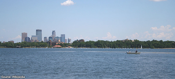Lake Calhoun, Minneapolis, MN