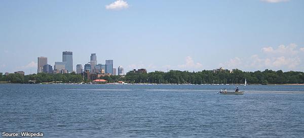 Lake Calhoun, Minneapolis, MN