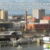 Restoration Cleaning Services Feature