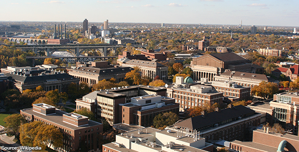 University of Minnesota Campus