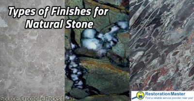 Natural Stone Faq Types Of Stone Finishes