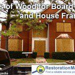 Wood for framing house