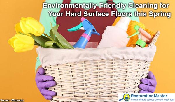Enviromentally Friendly Hard Floor Cleaning Methods
