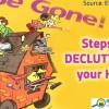 How to declutter your home in a quick and efficient manner?