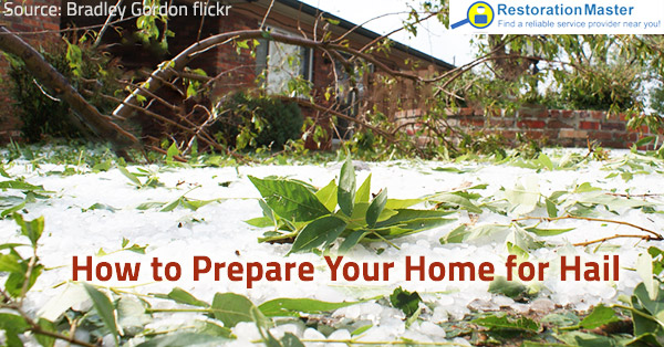 Protect your home from hail damage.