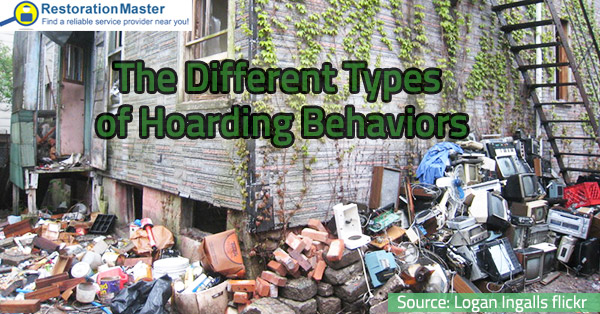 The Different Types of Hoarding Disorders - Hoarder Help