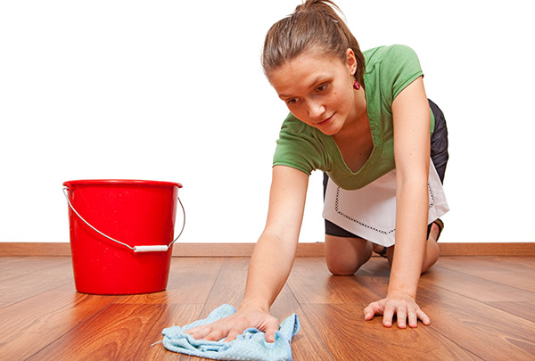 Protect and maintain properly the floors in your home