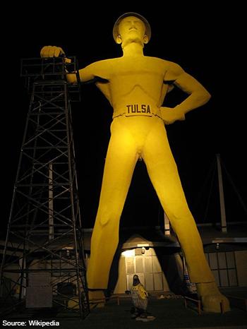 GoldenDriller Tulsa OK