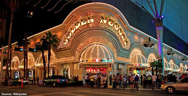 Golden_Nugget Hotel & Casino Las Vegas NV