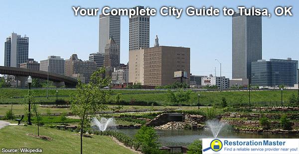 Tulsa, OK Skyline