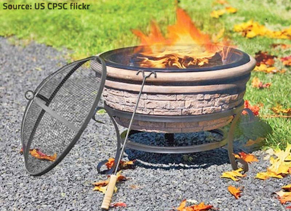 Fire safety should be your top concern.