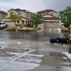 Flash flood in Las Vegas NV