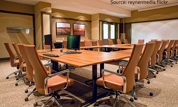 Commercial cleaning services are very efficient.