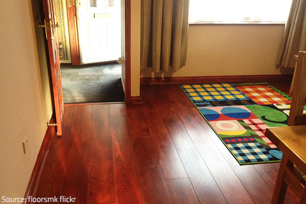 Laminate Flooring Is Beautiful Affordable And Easy To Maintain