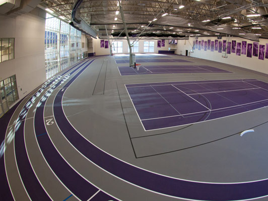 Cleaning Tips For Synthetic Sports Flooring