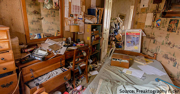 Hoarding poses great risks to everyone involved.