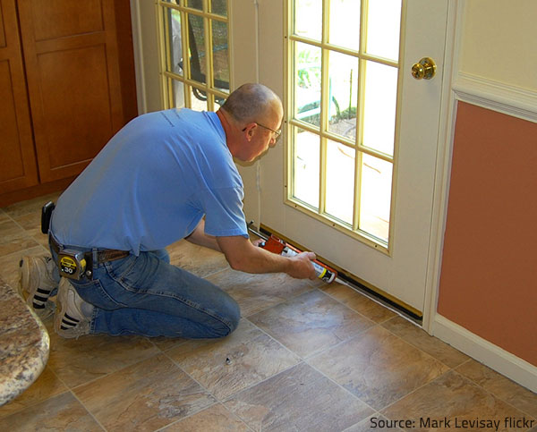 Sealing your home can be quite a challenging task.