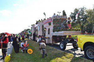 Gasparilla Children's Parade_ServiceMaster 24 Hour
