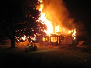 fire damage insurance - fire damage restoration