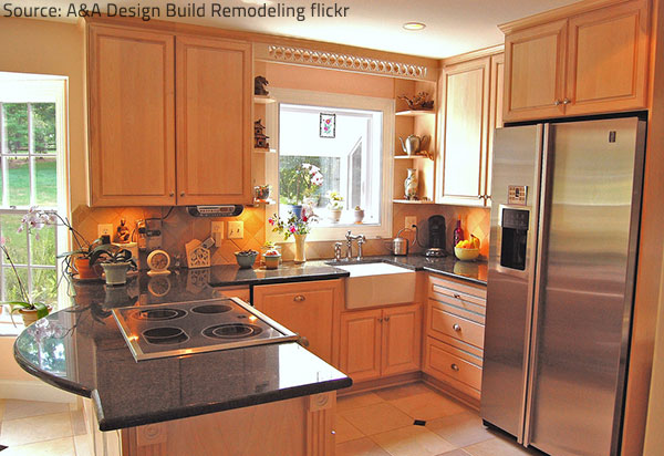 Take proper care of your granite countertops to keep them in excellent condition for a long time.