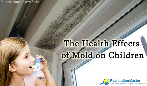 The Health Effects Of Mold On Children